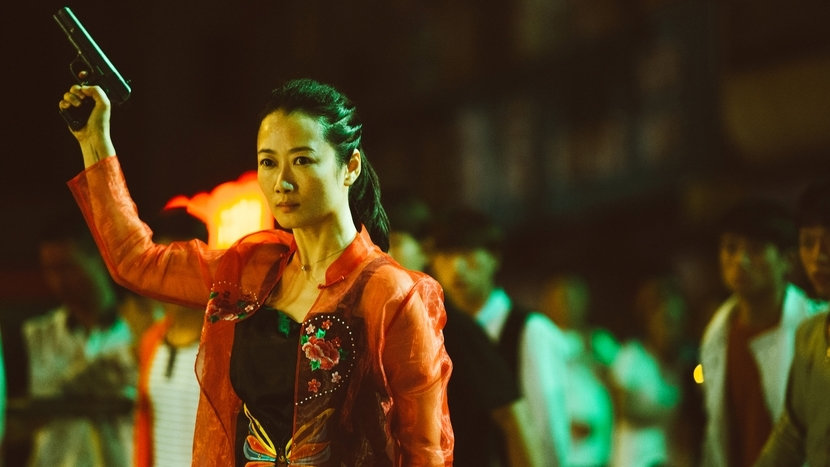 Image from Ash is Purest White Dir-Scr Jia Zhang-ke