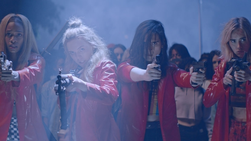 Image from Assassination Nation Dir-Scr Sam Levinson