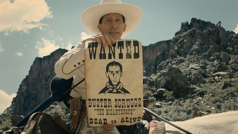 Image from The Ballad of Buster Scruggs Dir-Scr Joel Coen, Ethan Coen