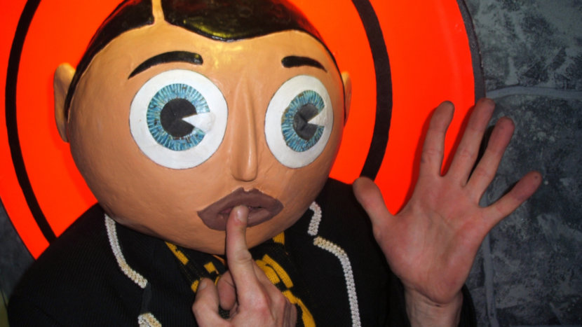 Image from Being Frank: The Chris Sievey Story Dir-Prod Steve Sullivan