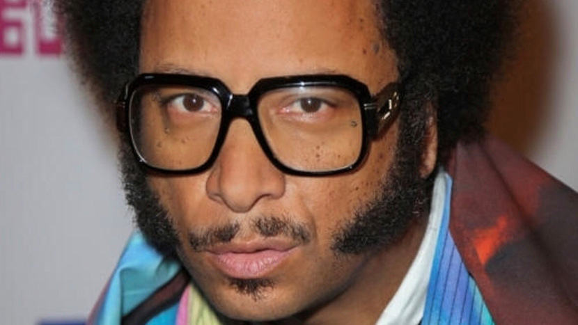 Image from LFF Connects: Boots Riley