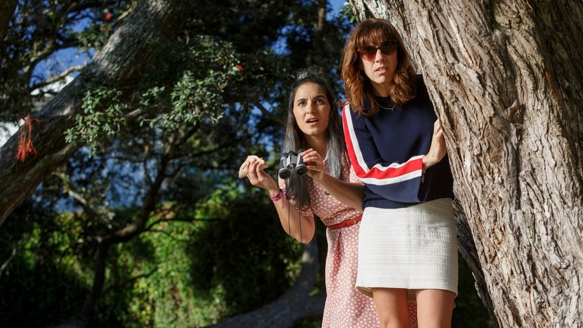 Image from The Breaker Upperers Dir-Scr Jackie van Beek, Madeleine Sami