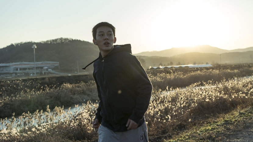 Image from Burning Dir Lee Chang-dong