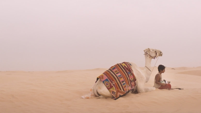 Image from The Camel Boy, Dir Chabname Zariâb