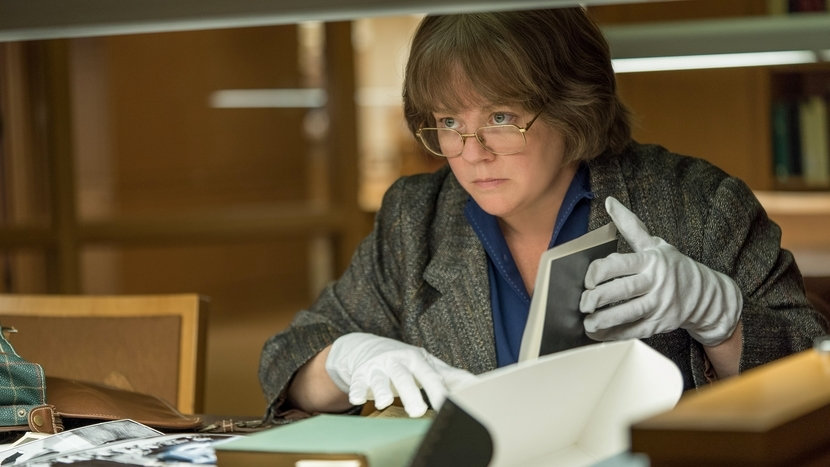 Image from Can You Ever Forgive Me? Dir Marielle Heller