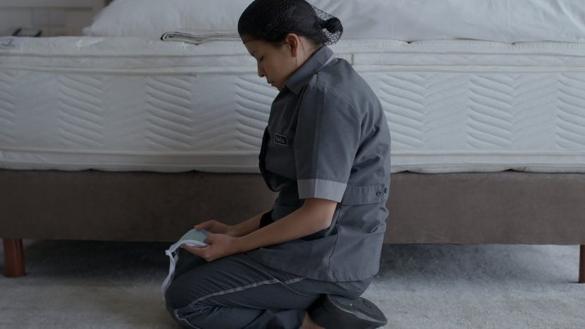 Image from The Chambermaid Dir Lila Avilés