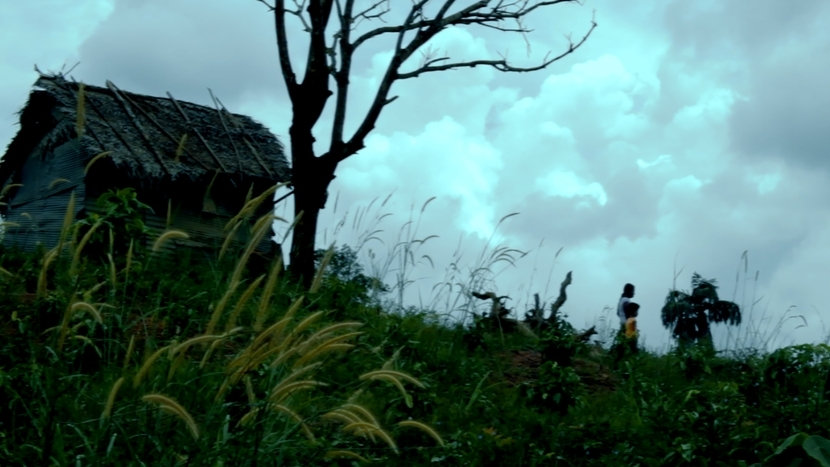 Image from The Exile, Dir Rajee Samarasinghe