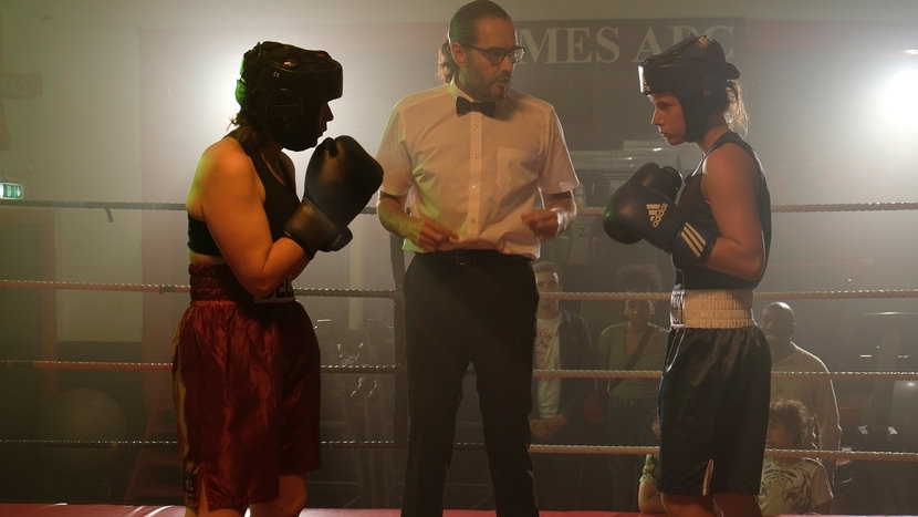Image from The Fight Dir-Scr Jessica Hynes