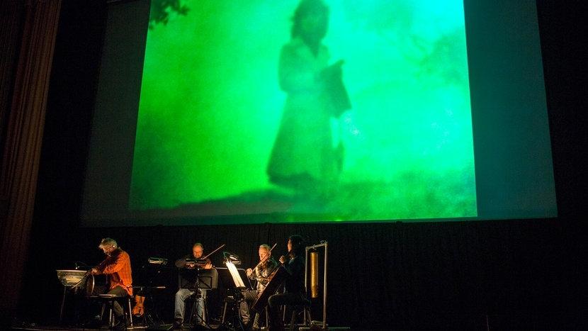 Image from The Green Fog Dir Guy Maddin, Evan Johnson, Galen Johnson
