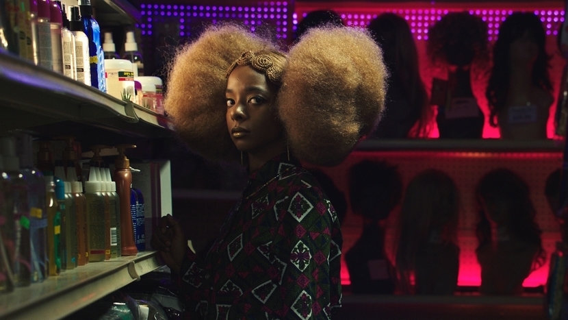 Image from Hair Wolf, Dir Mariama Diallo