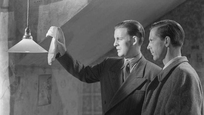 Image from High Tension Dir Ingmar Bergman