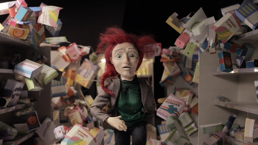 Image from Inanimate, Dir Lucia Bulgheroni