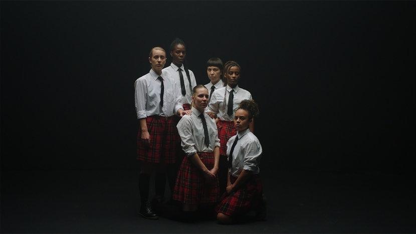 Image from Juck [Thrust], Dir Olivia Kastebring, Julia Gumpert, Ulrika Bandeira