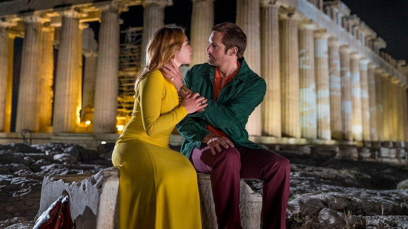 Image from The Little Drummer Girl