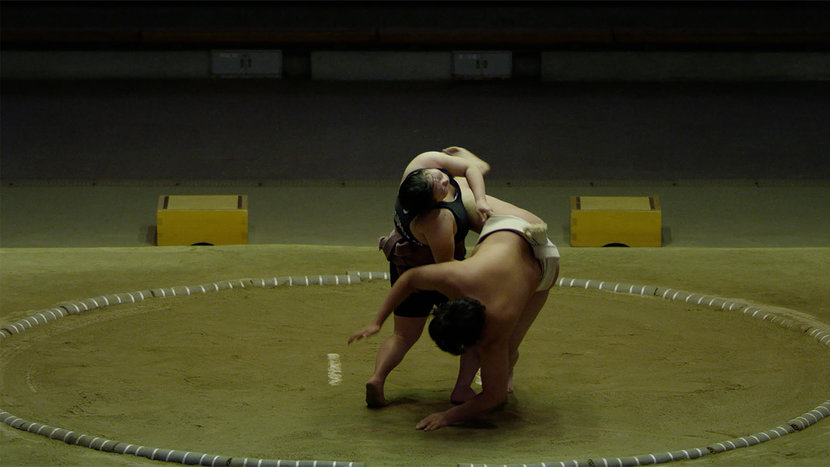 Image from Little Miss Sumo, Dir Matt Kay