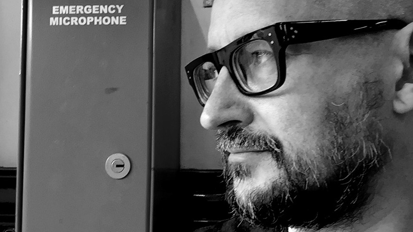 Image from Screen Talk: Clint Mansell