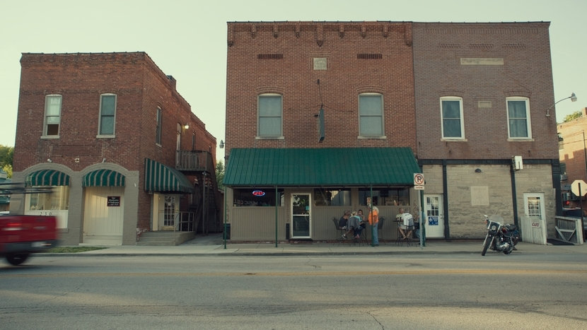 Image from Monrovia, Indiana Dir-Prod Frederick Wiseman