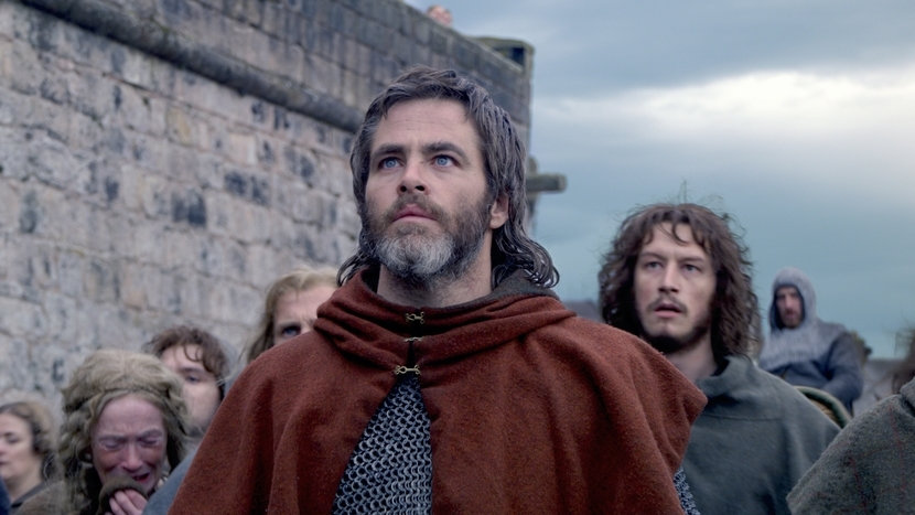 Image from Outlaw King Dir David Mackenzie