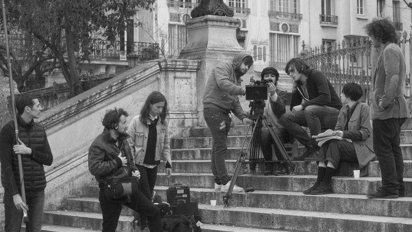 Image from A Paris Education Dir-Scr Jean-Paul Civeyrac