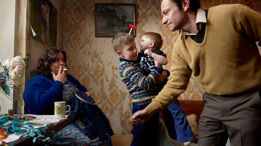 Image from Ray & Liz Dir-Scr Richard Billingham