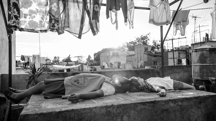 Image from Roma Dir-Scr Alfonso Cuarón