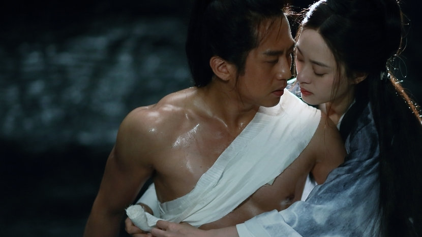 Image from Shadow Dir Zhang Yimou