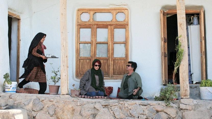 Image from Three Faces Dir-Prod-Scr Jafar Panahi