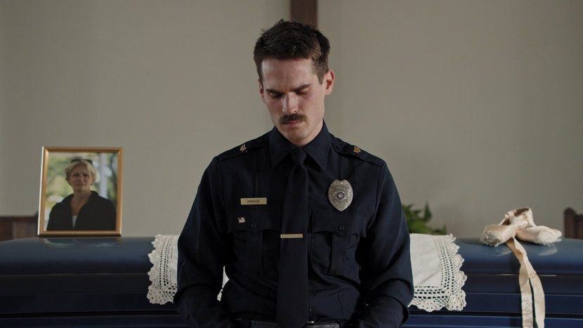 Image from Thunder Road Dir-Scr Jim Cummings