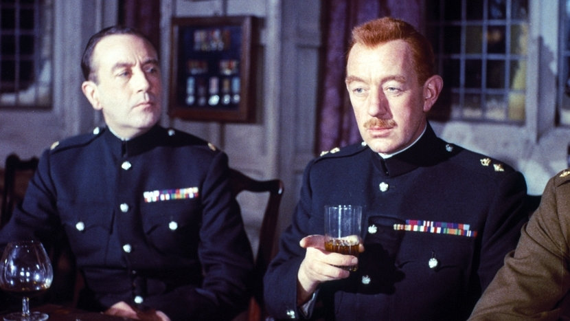 Image from Tunes of Glory Dir Ronald Neame