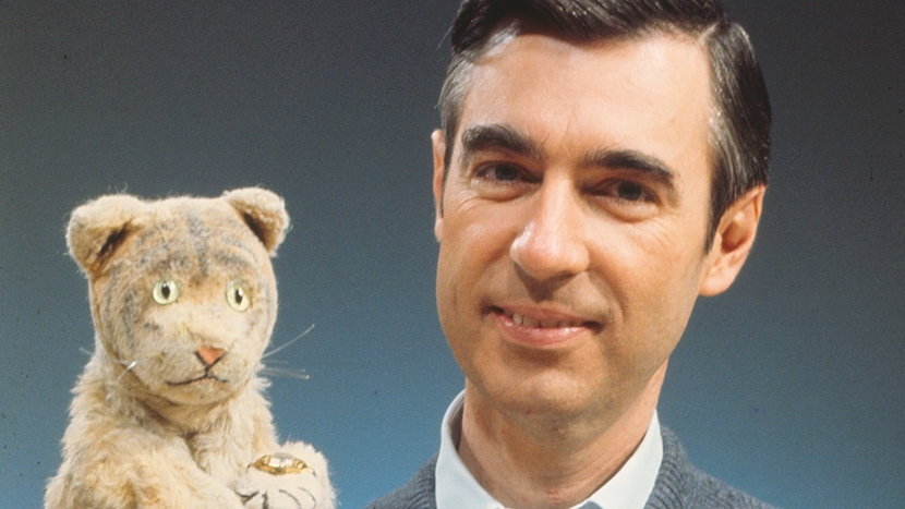 Image from Won't You Be My Neighbor? Dir Morgan Neville
