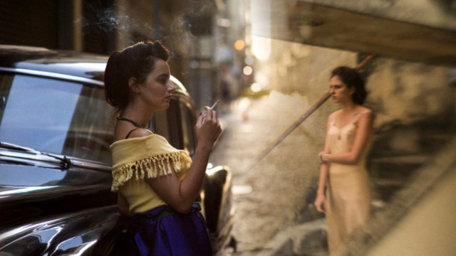 Image from The Invisible Life of Eurídice Gusmão Dir Karim Aïnouz