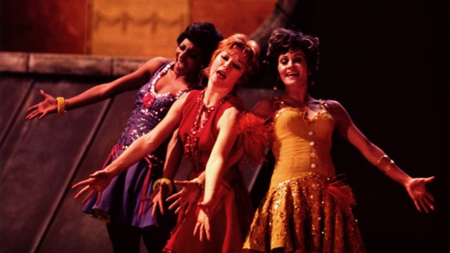 Image from Sweet Charity Dir Bob Fosse