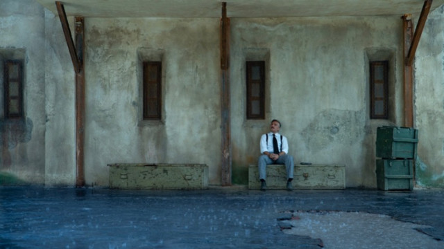Image from The Warden Dir Nima Javidi