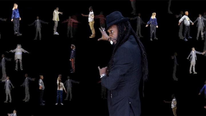 Image from Algo-Rhythm, Dir Manu Luksch