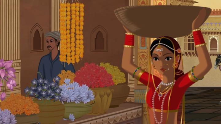 Image from Bombay Rose Dir-Scr Gitanjali Rao