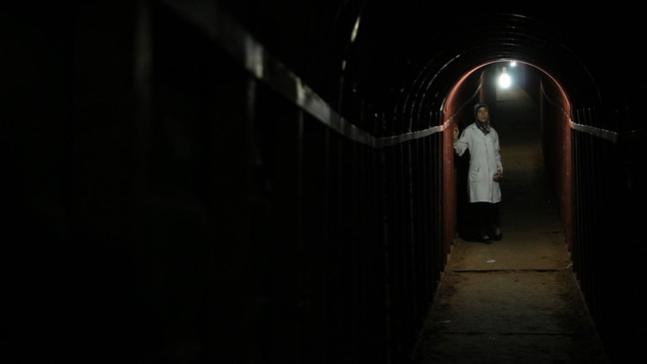 Image from The Cave (Syria) Dir Feras Fayyad