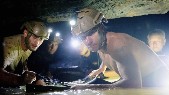 Image from The Cave (Thailand) Dir-Scr Tom Waller