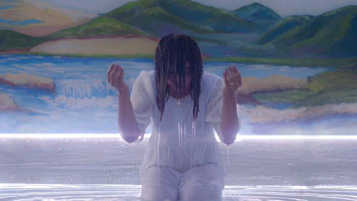 Image from Divine Love Dir Gabriel Mascaro