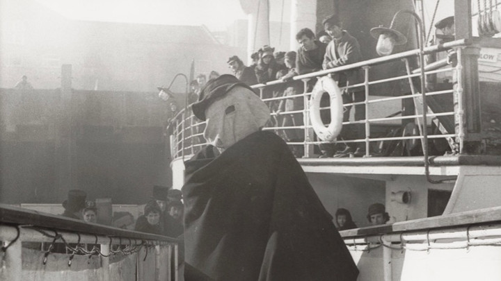 Image from The Elephant Man Dir David Lynch