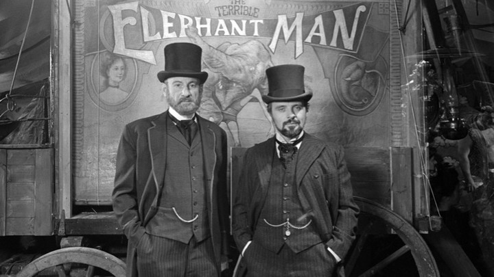 Image from The Elephant Man Dir David Lynch