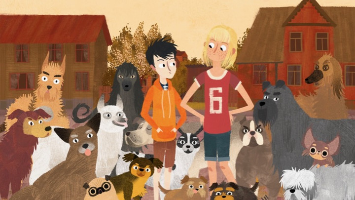 Image from Jacob, Mimmi and the Talking Dogs Dir Edmunds Jansons