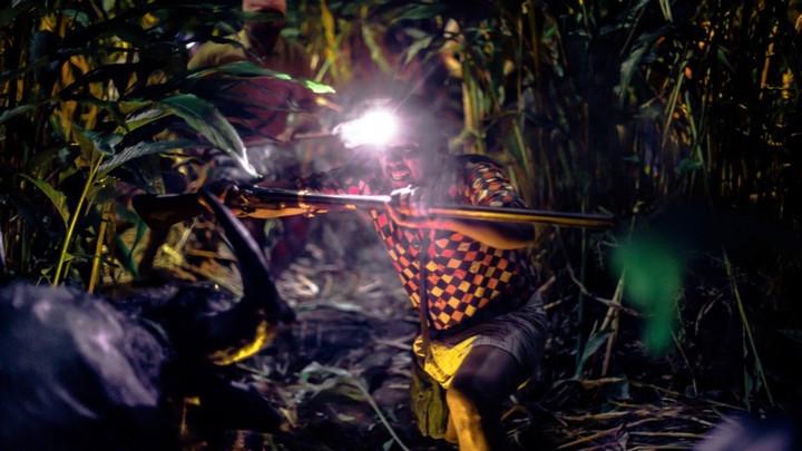 Image from Jallikattu Dir Lijo Jose Pellissery