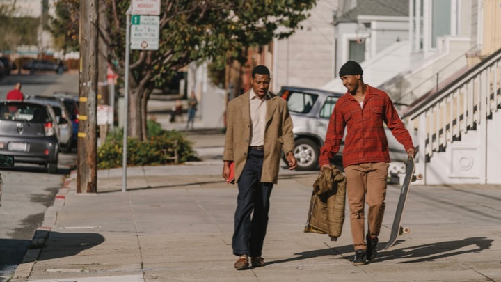 Image from The Last Black Man in San Francisco Dir Joe Talbot