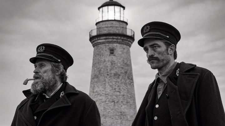 Image from The Lighthouse Dir Robert Eggers