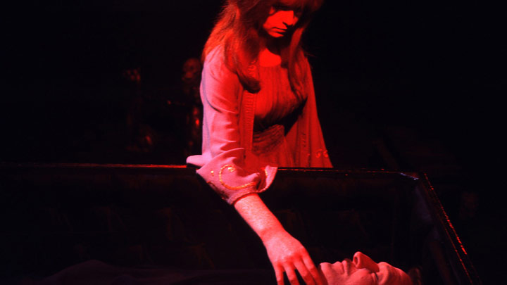 Image from The Masque of the Red Death Dir Roger Corman