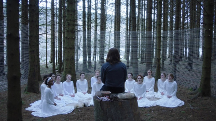 Image from The Other Lamb Dir Małgorzata Szumowska