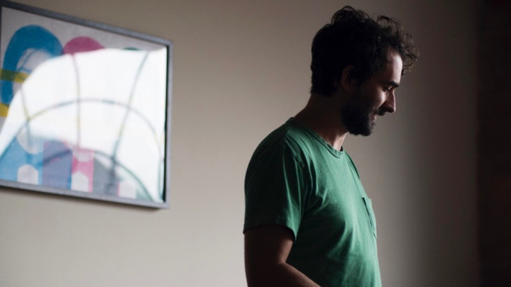 Image from Pink Wall Dir-Scr Tom Cullen