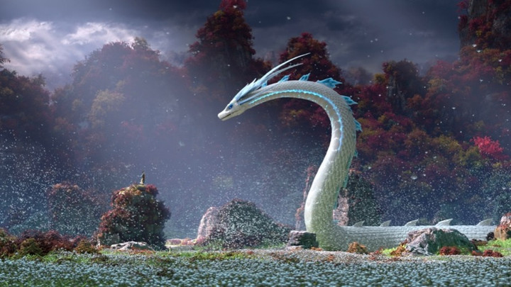Image from White Snake Dir Amp Wong, Ji Zhao