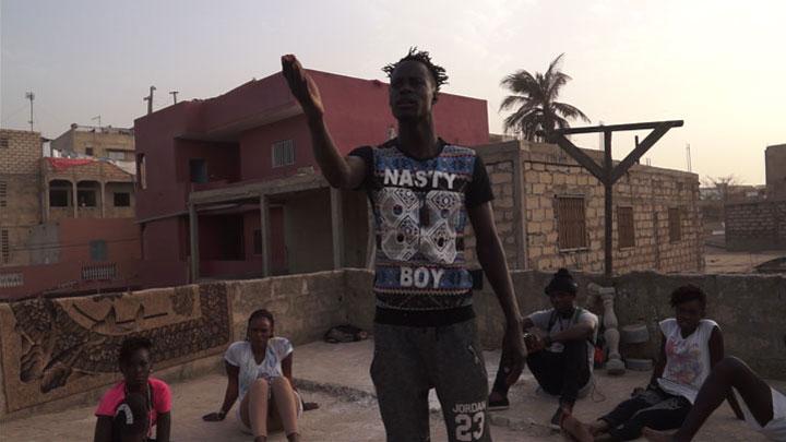 Image from Aliou's Journey, Dir Mamadou Samba Diallo