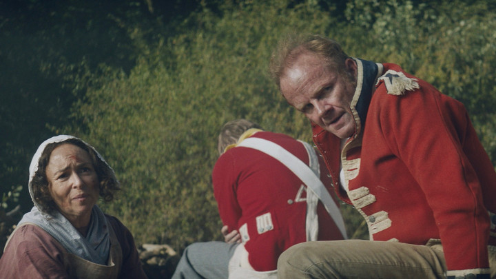 Image from A Battle in Waterloo, Dir Emma Moffat